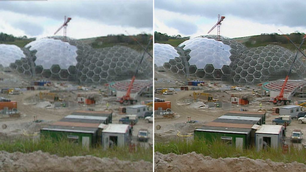Eden Project Example